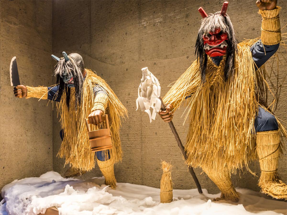 Namahage Museum  TOHOKU x TOKYO