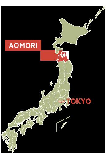 AOMORI - STONE & WATER | TOHOKU x TOKYO (JAPAN)