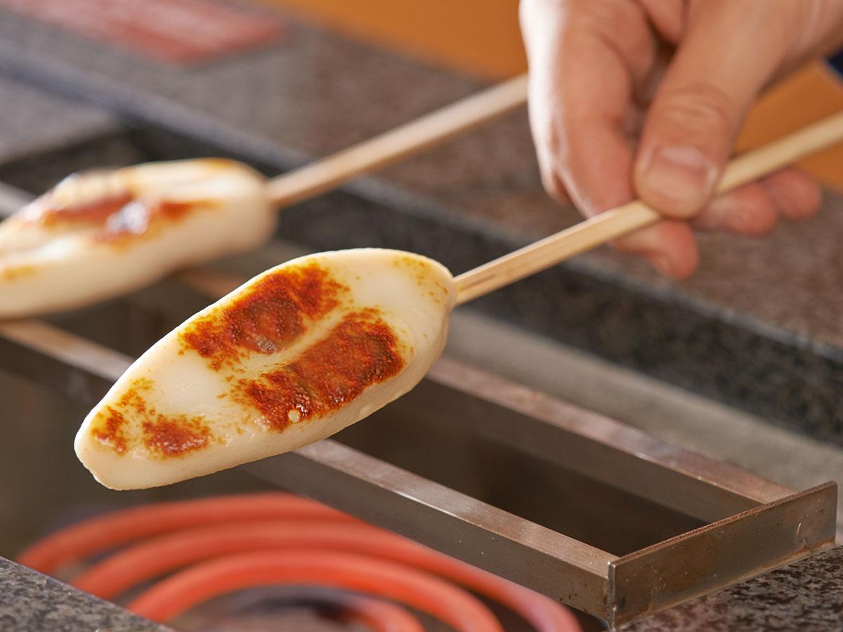 Abe Kamaboko-ten Main Store - Specialists in Kamaboko (steamed seasoned fish paste)_3