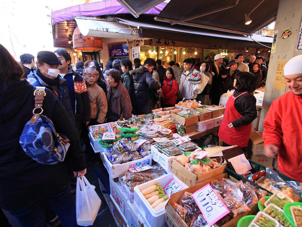 Tsukiji Outer Market (Tsukiji Kanno)_2