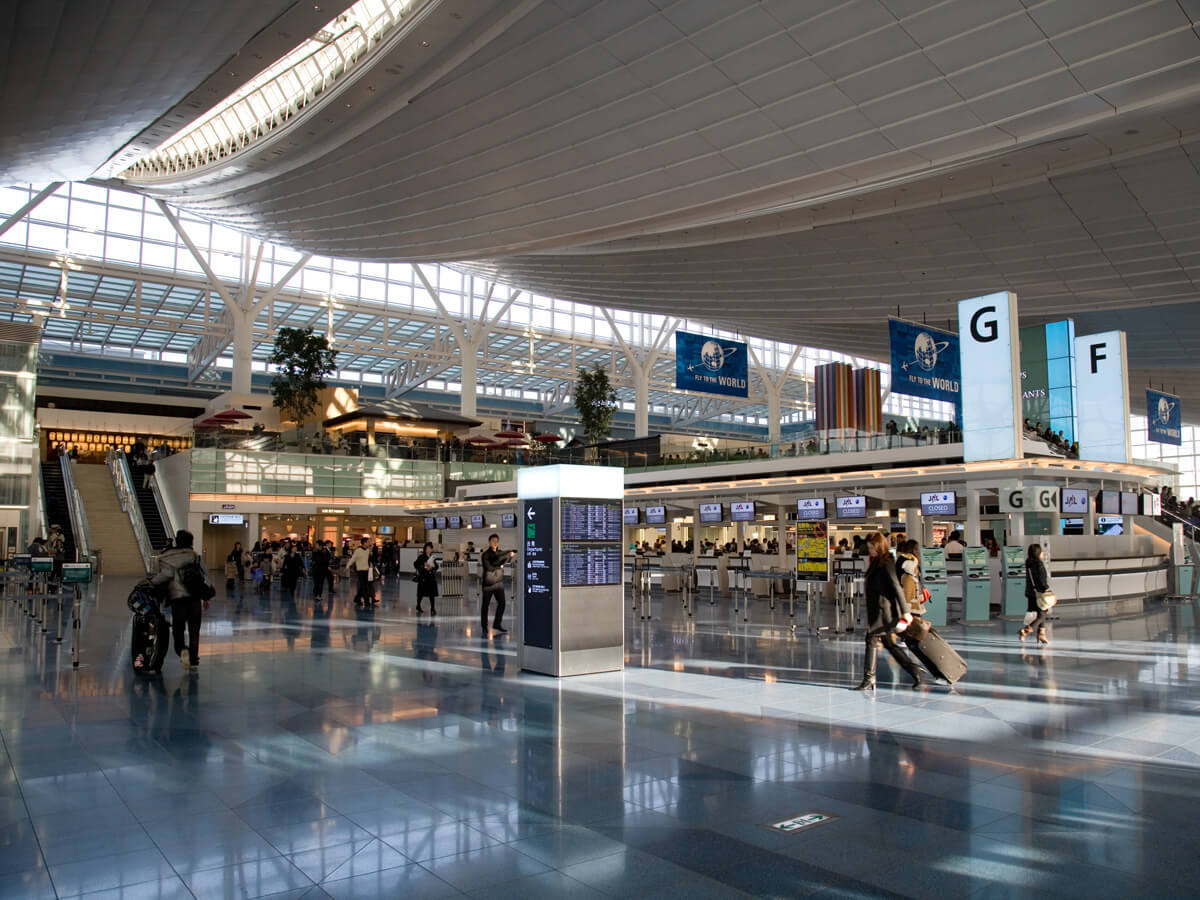Aéroport international de Tokyo-Haneda_1