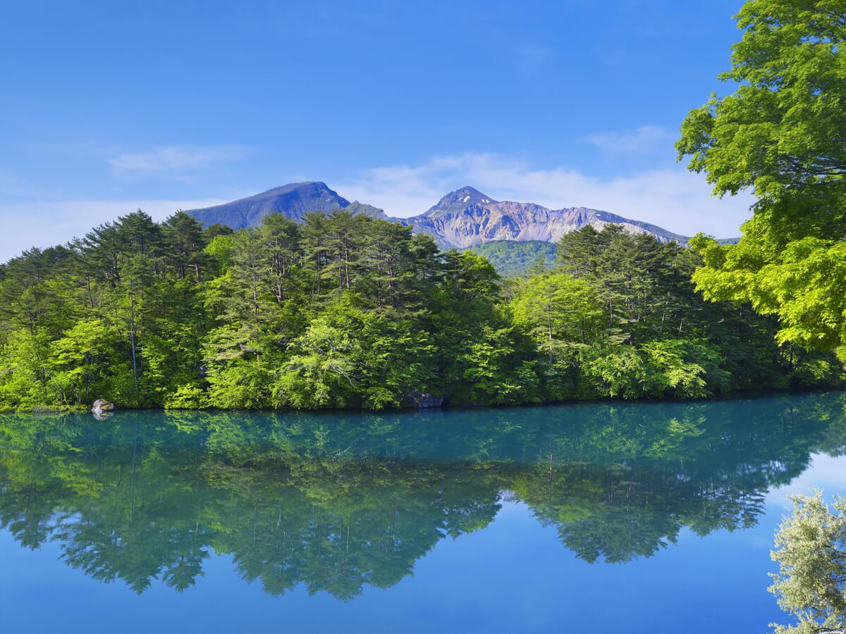 Urabandai, Goshiki Onsen Hot Spring_2