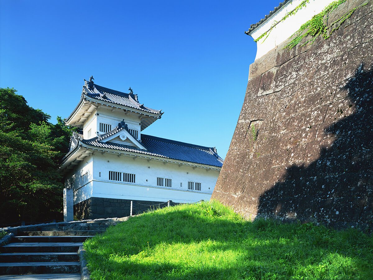 Site of Sendai Castle_3