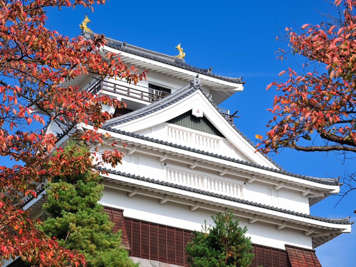 Castello di Kaminoyama_4