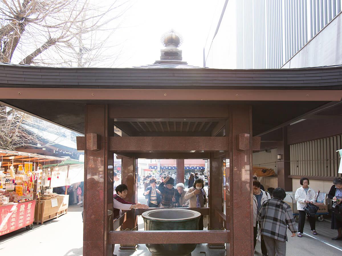 Calle de Sugamo/Jizo_3