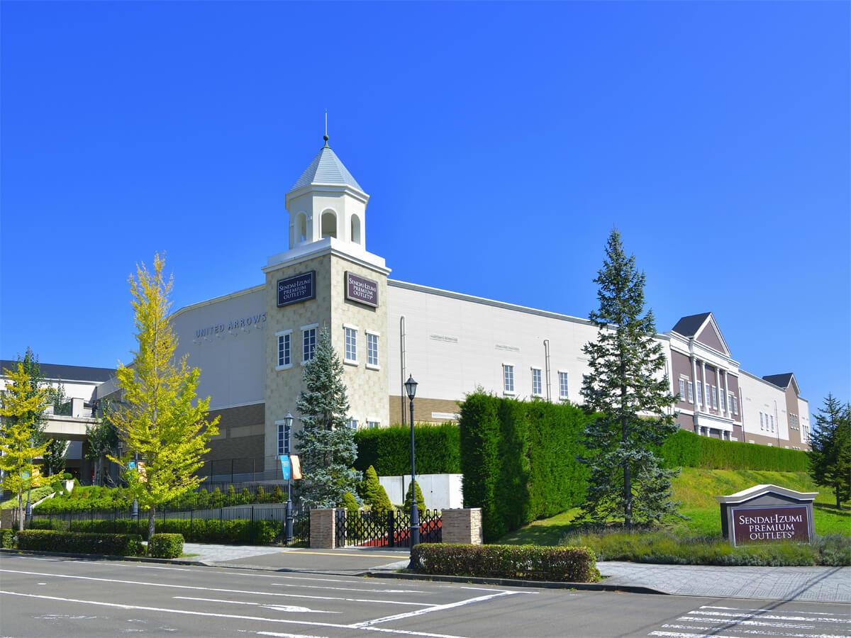 Sendai-Izumi Premium Outlets_4