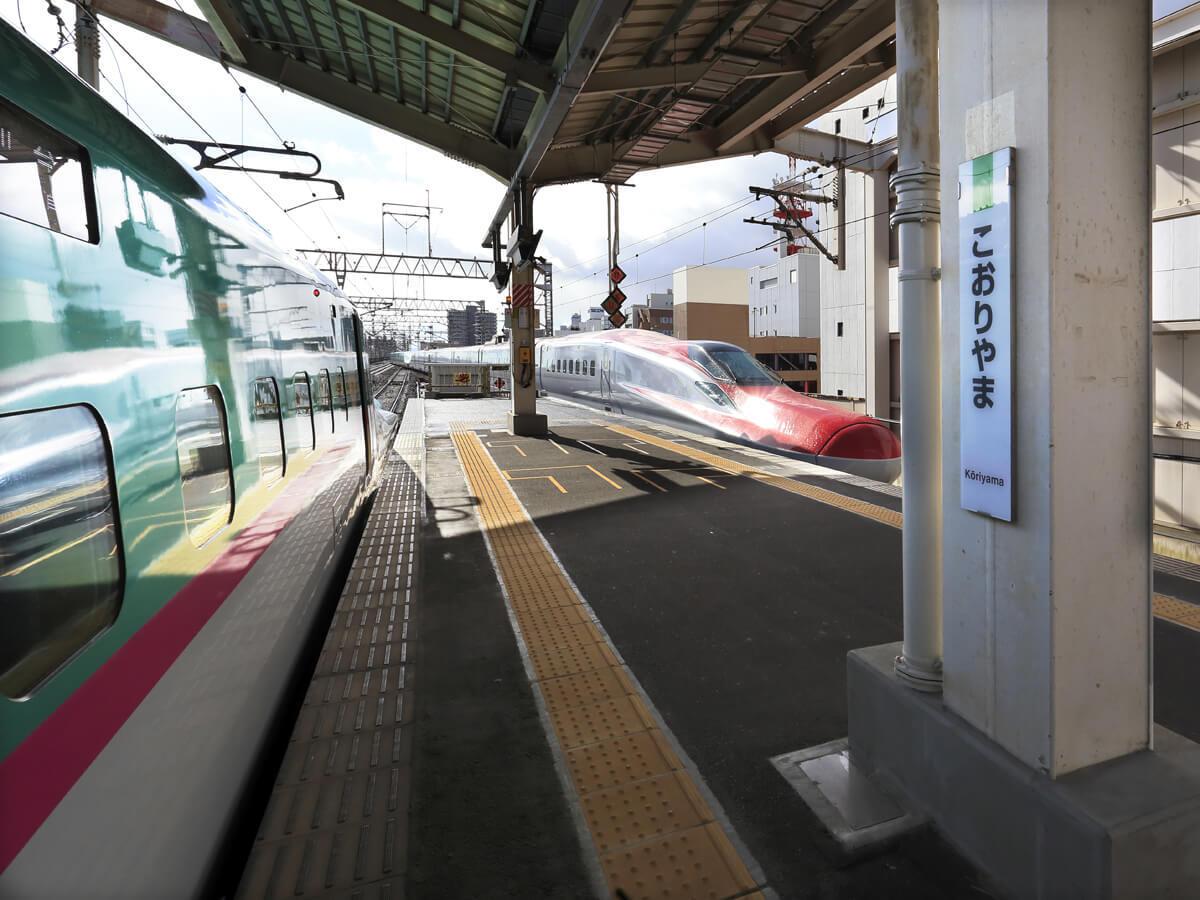 Koriyama Station_3