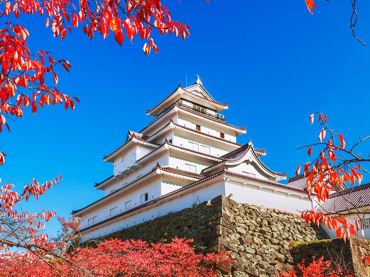 Château de Tsurugajo_3