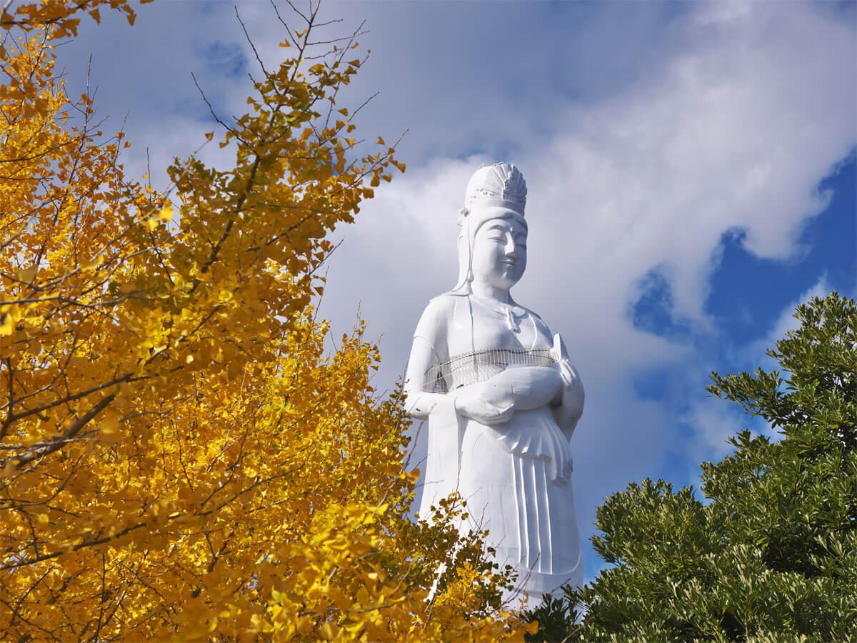 Gran Estatua de Kannon Kamaishi_3