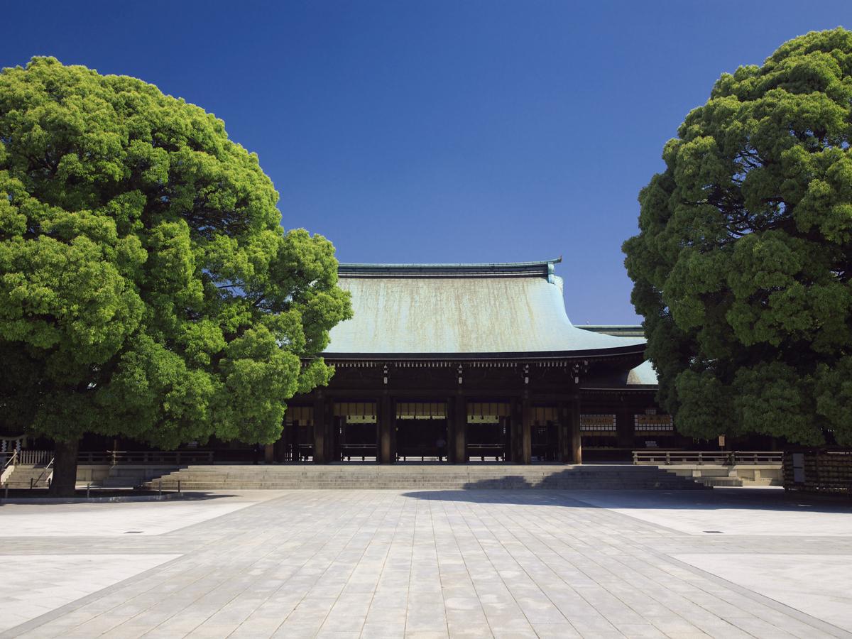 Meiji Jingu Shrine_1