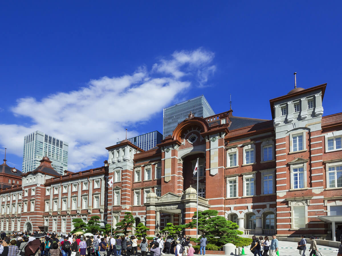 Tokyo Station_1