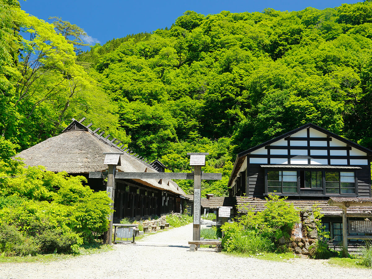 Nyuto-onsen-kyo Hot Springs Village_4