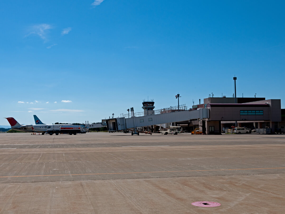 Aéroport d'Aomori_4
