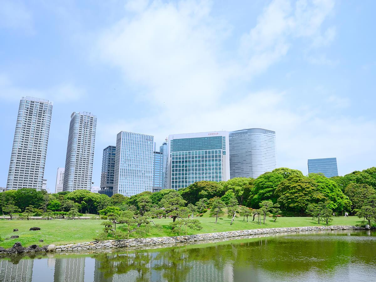 Hama-rikyu Gardens_4