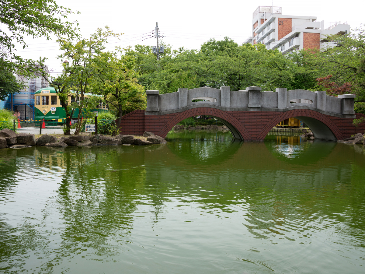 Ligne de tramway Toden Arakawa_3