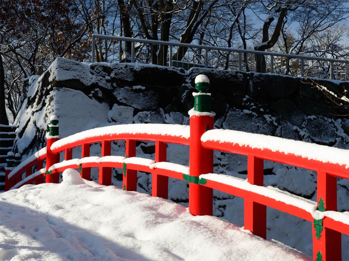 Morioka Castle Site Park (Iwate Park)_4