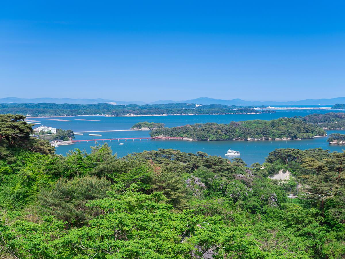 Matsushima Islands Area_1