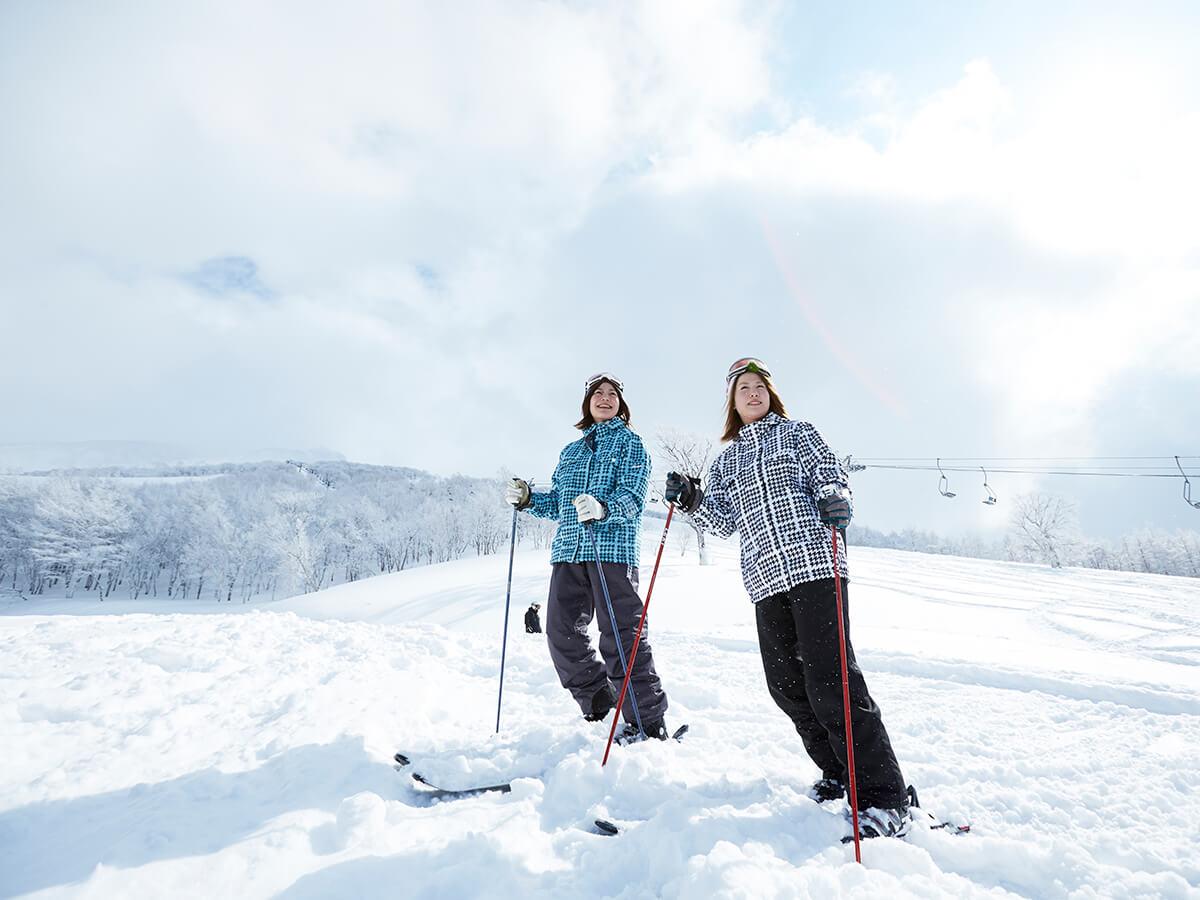 Tazawako Skiing Area_4