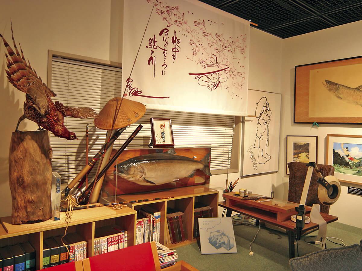 Masuda Manga Museum di Yokote_2