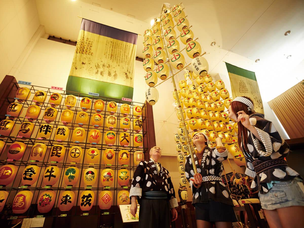 Musée des arts traditionnels de la ville d'Akita (Neburi Nagashi Kan Hall)_2