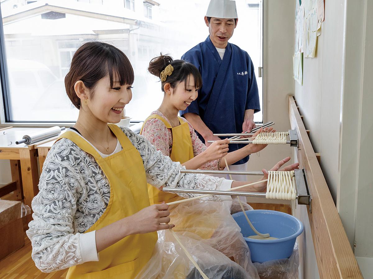 Sato Yosuke Inaniwa Udon Noodle-Making Workshop_3
