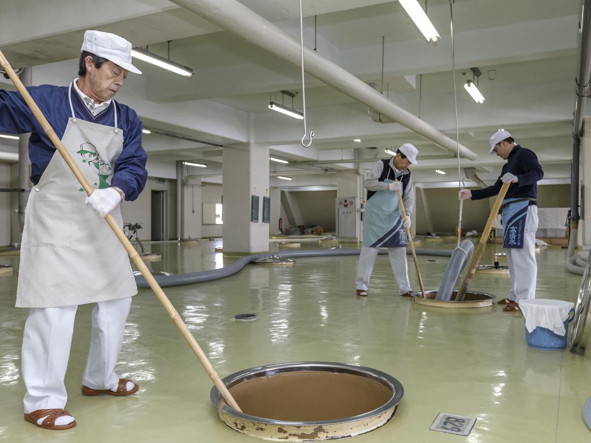 Takashimizu Brewery (Akita Shurui Seizoh Co. Ltd.)_3