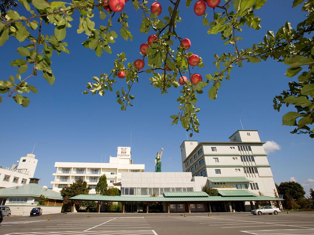Minamida Onsen Hotel Appleland_2