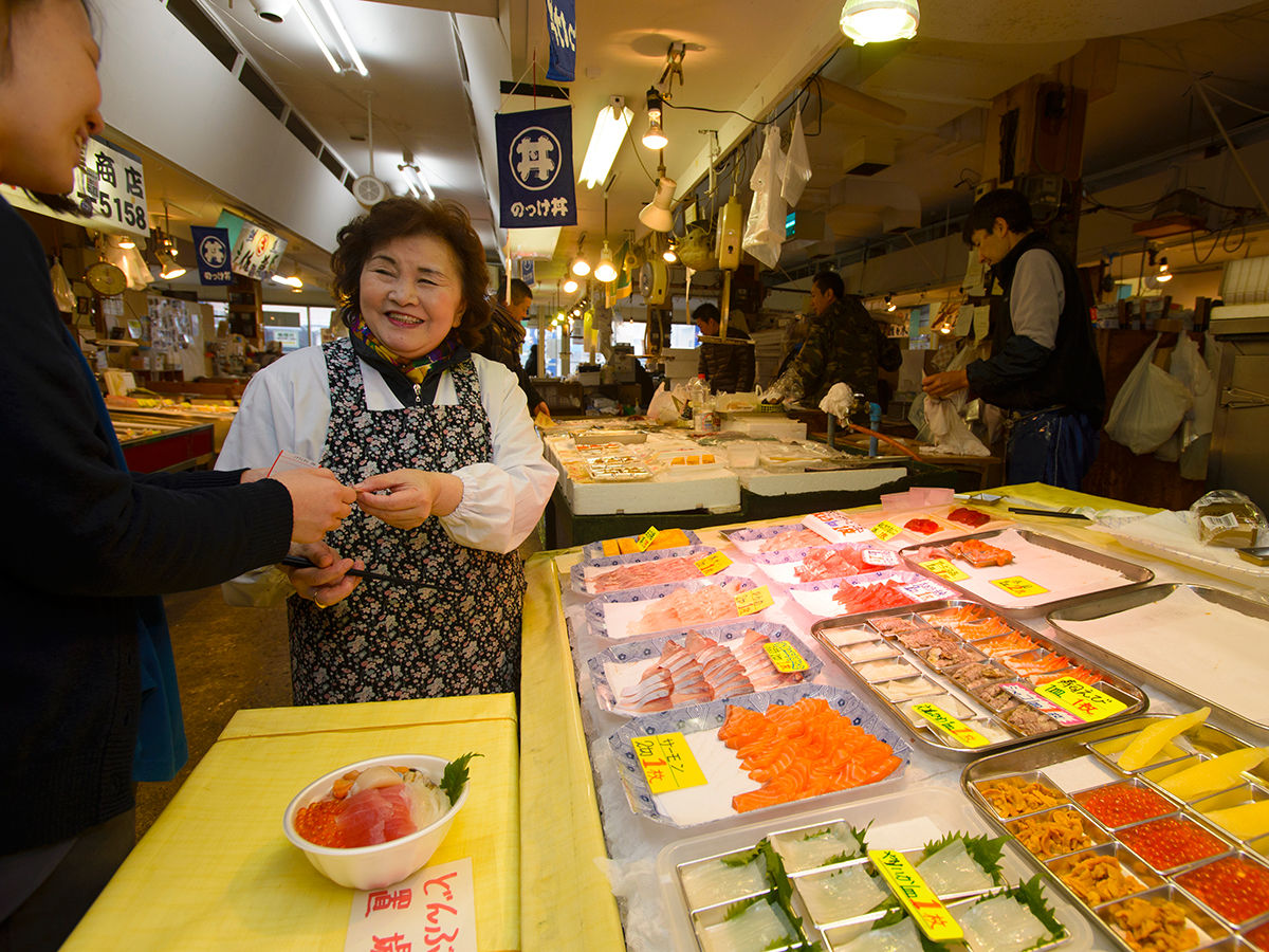 Nokke-don (Mercado de Pescado de Furukawa)_1