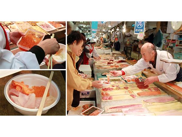 Nokke-don (Mercado de Pescado de Furukawa)_4