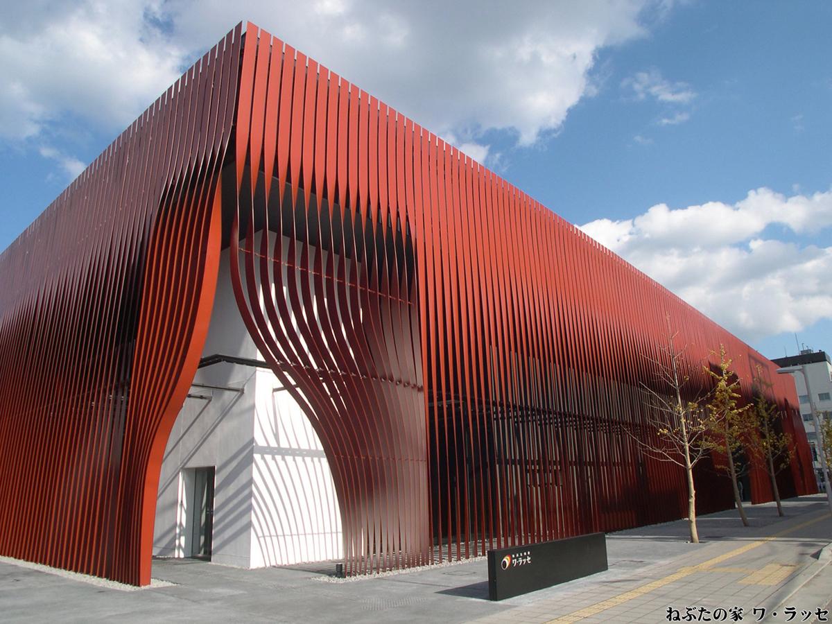 Nebuta Museum Wa Rasse_1
