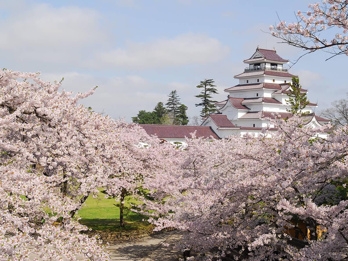 Château de Tsurugajo_4