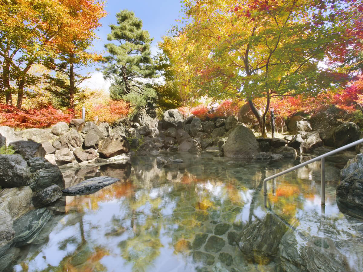 Urabandai, Goshiki Onsen Hot Spring_3