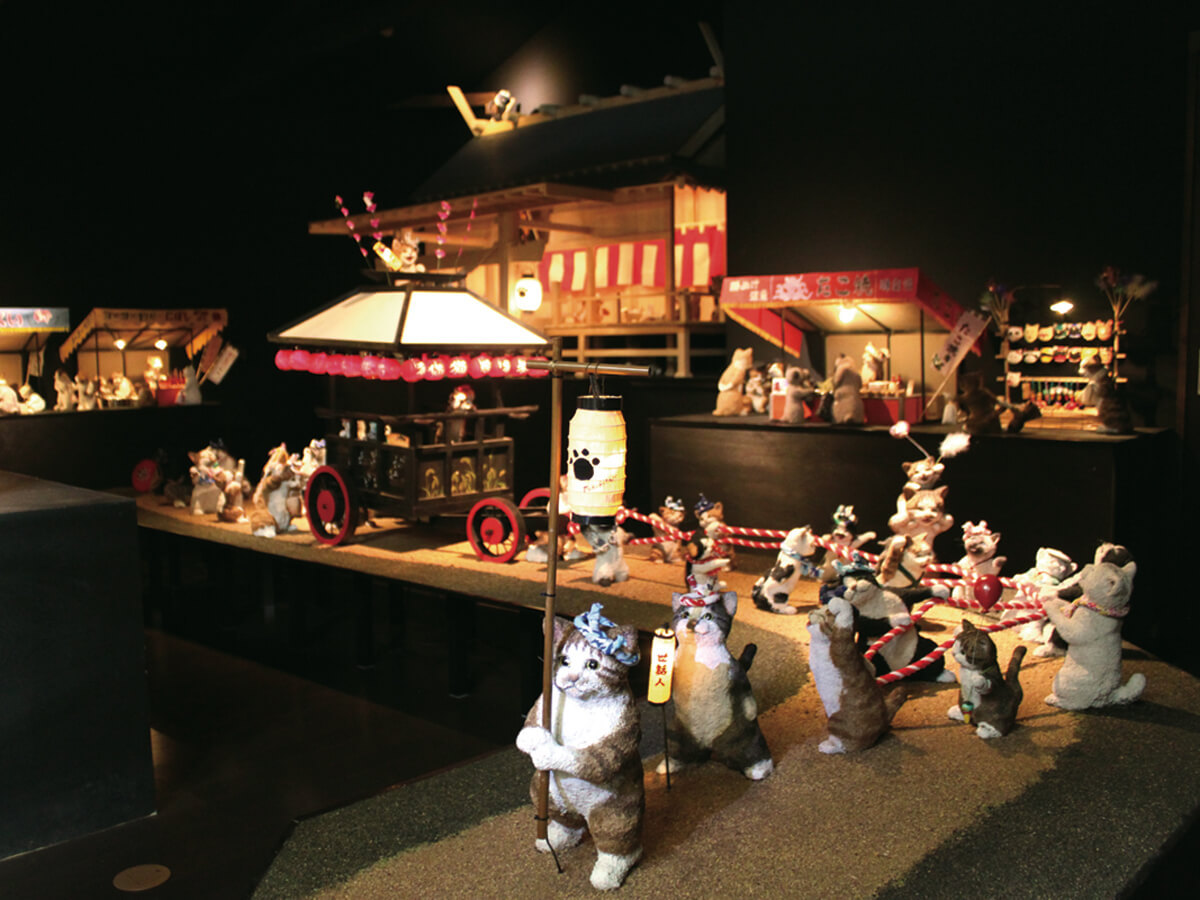 Lacquerware and Crafts, Kirinoko Ningyokan_1