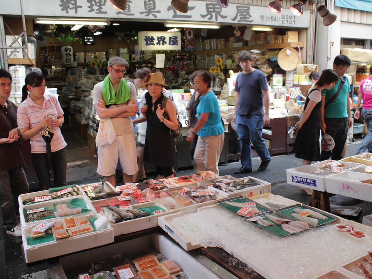 Tsukiji Outer Market (Tsukiji Kanno)_3