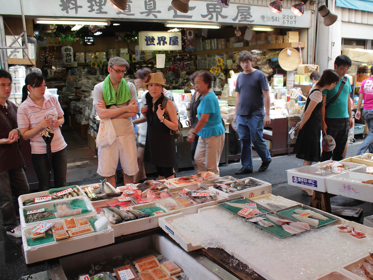 Distrito comercial del Mercado Exterior de Tsukiji_3