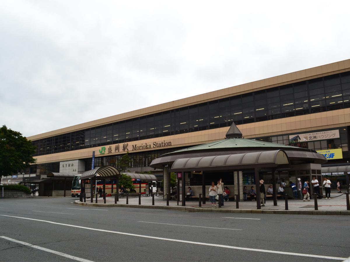 Morioka Station_2
