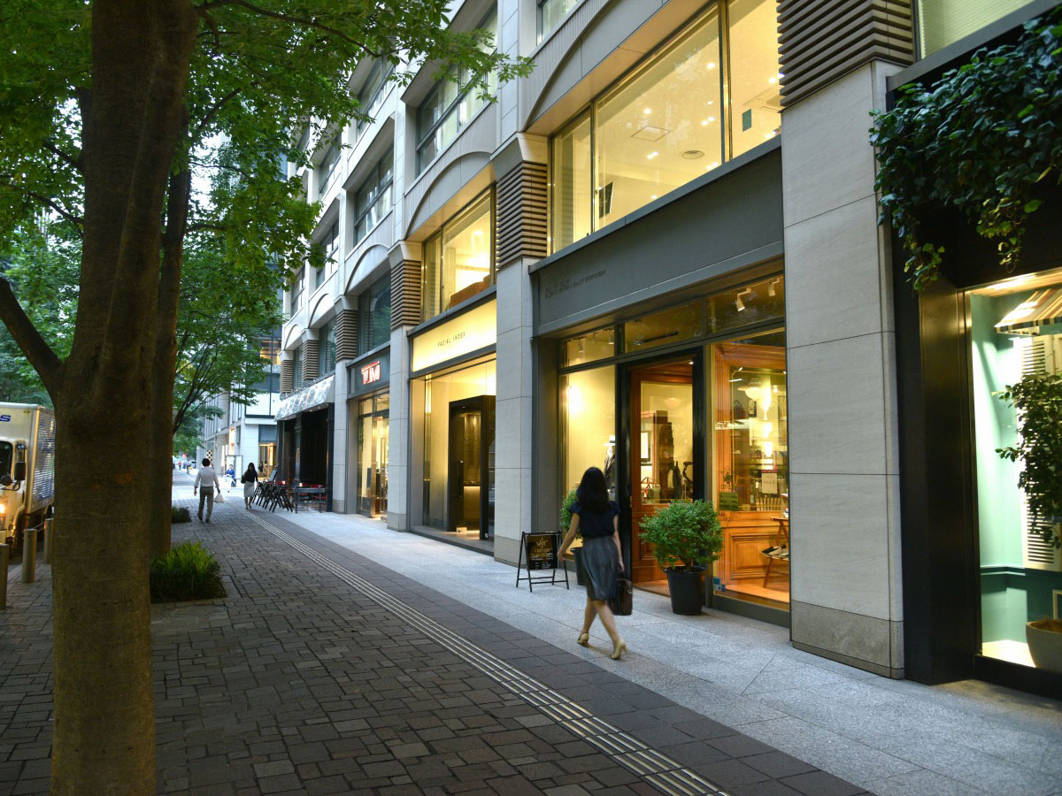 Marunouchi Naka-Dori Street_2