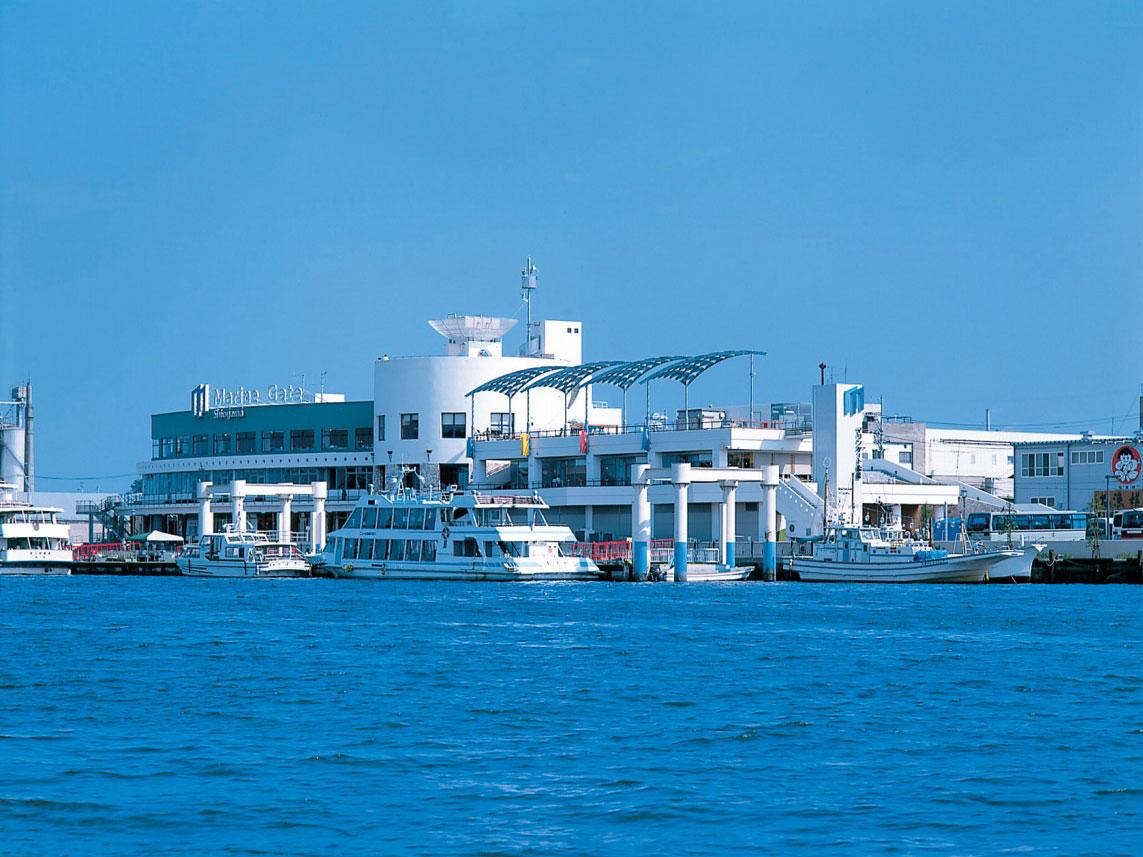 Battello turistico di Matsushima_1