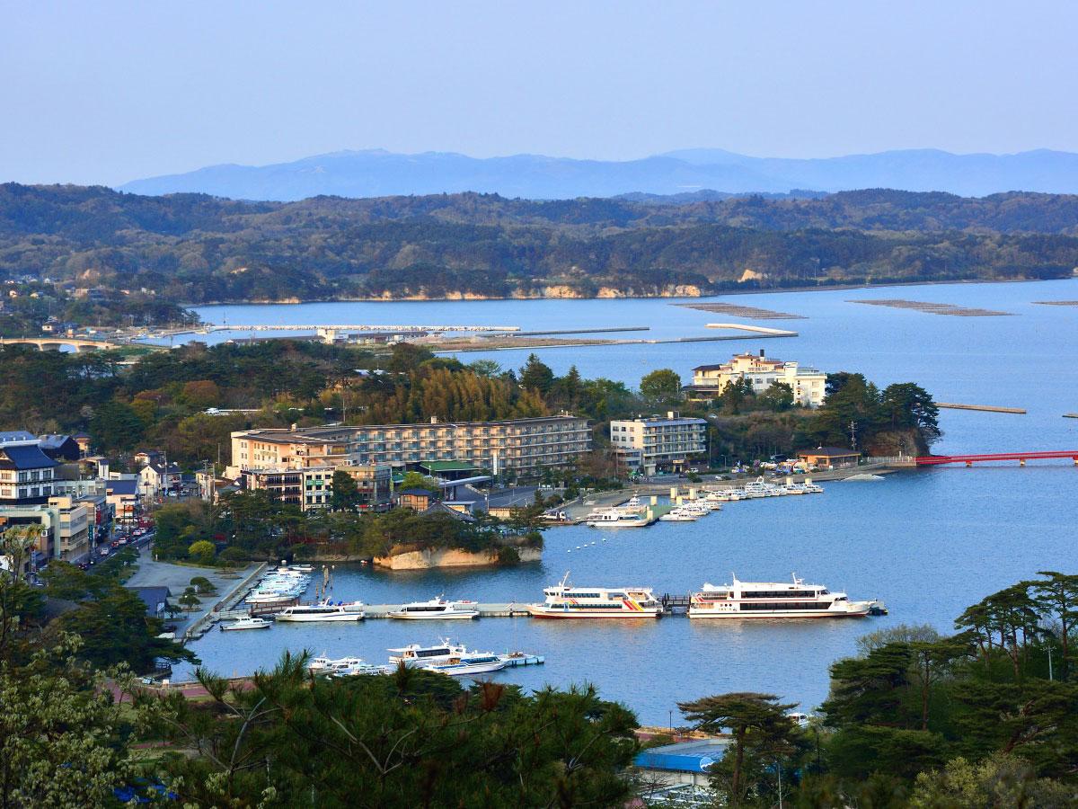 Matsushima Sightseeing Cruise_2