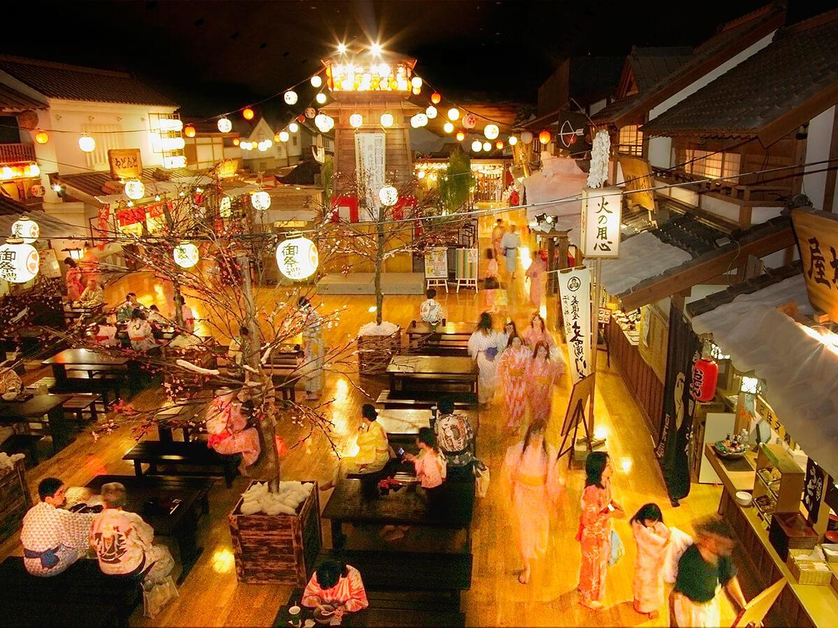 TOKYO ODAIBA OEDO-ONSEN MONOGATARI_2