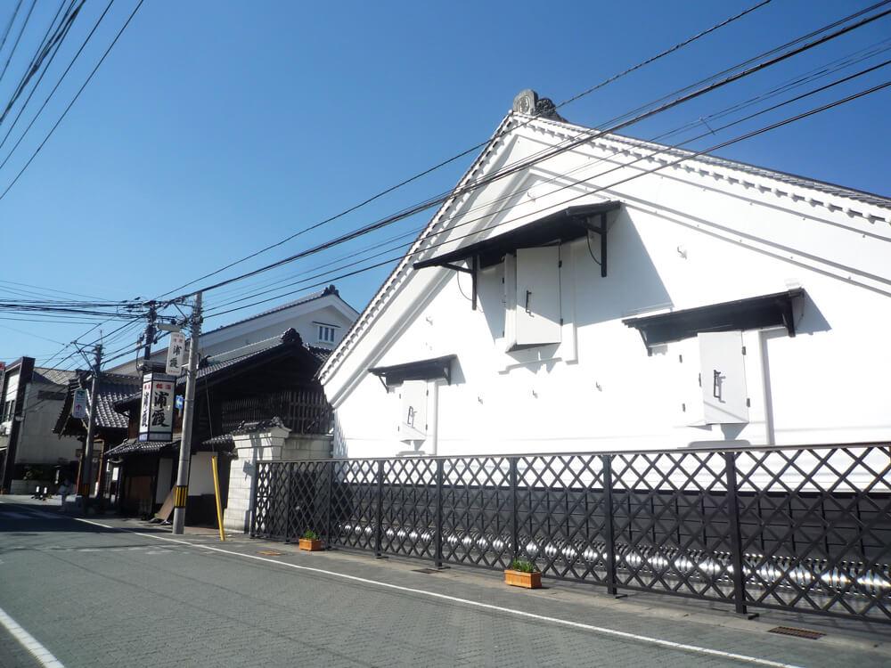Fabrique de saké Urakasumi_2