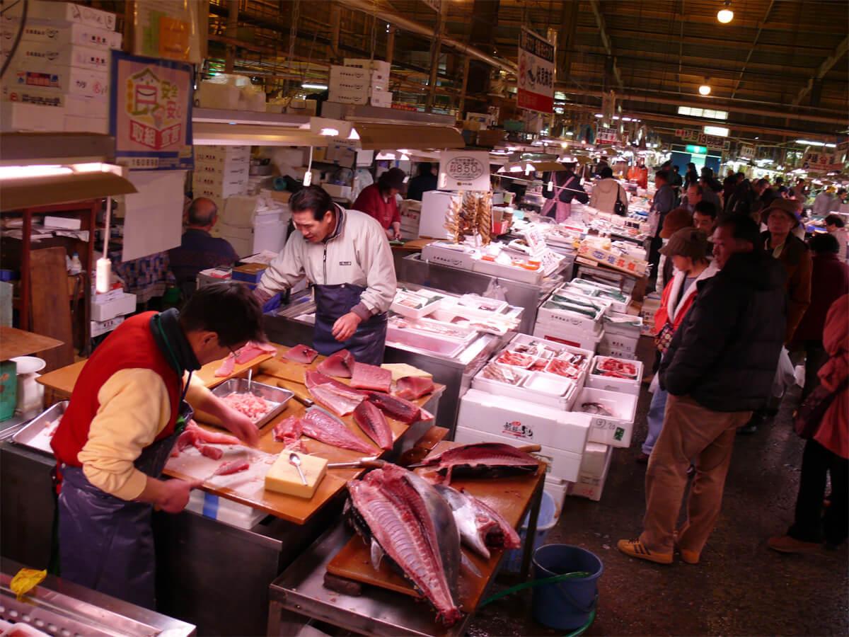 Shiogama Seafood Wholesale Market_2