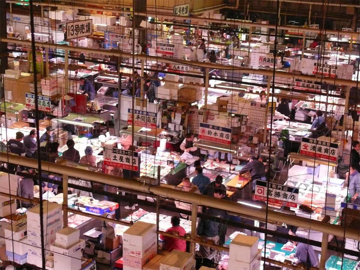 Shiogama Seafood Wholesale Market_3
