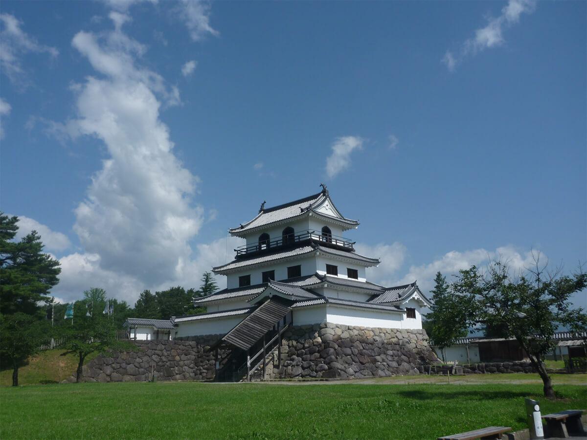Shiroishi Castle / Sumaru Yashiki (House)_3