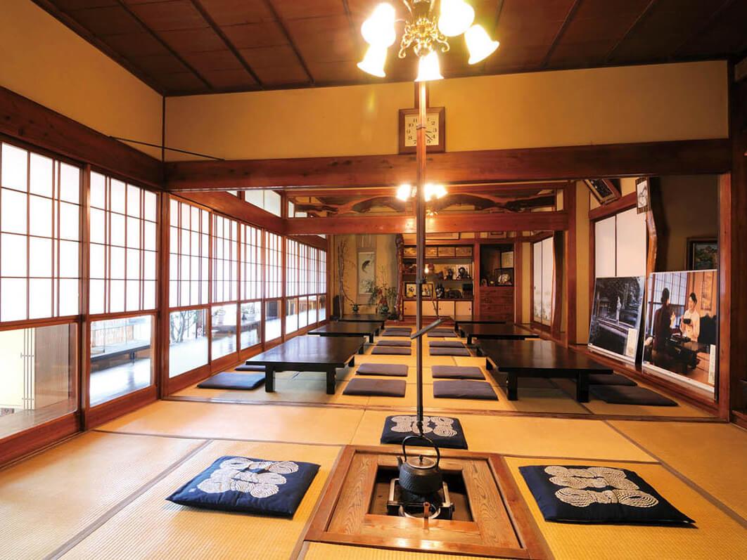 Oshu Kaido Street Umen Bansho (Umen di Shiroishi)_4