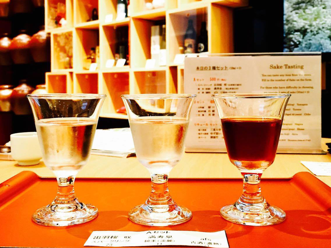 Sake Tasting Experience @ the Japanese Sake and Shochu Information Center_3