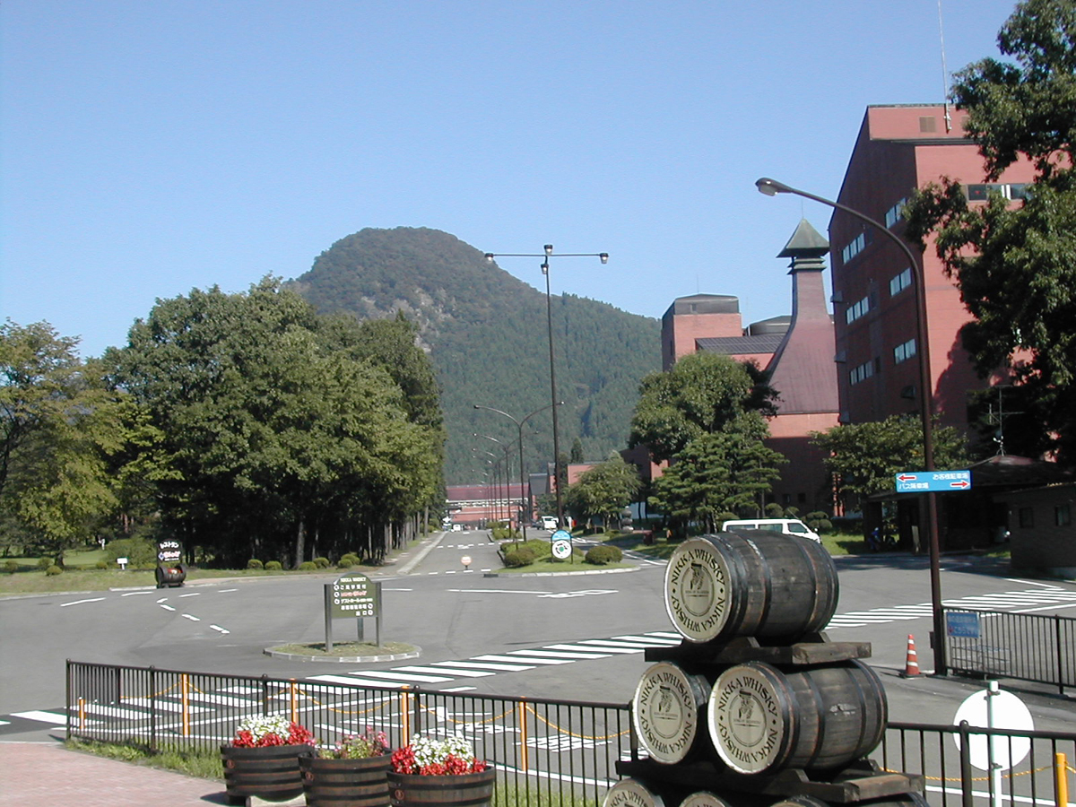 The Nikka Whisky Sendai Factory Miyagikyo Distillery_2