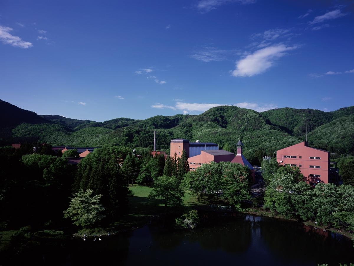 Miyagikyo : distillerie de whisky Nikka à Sendai _3