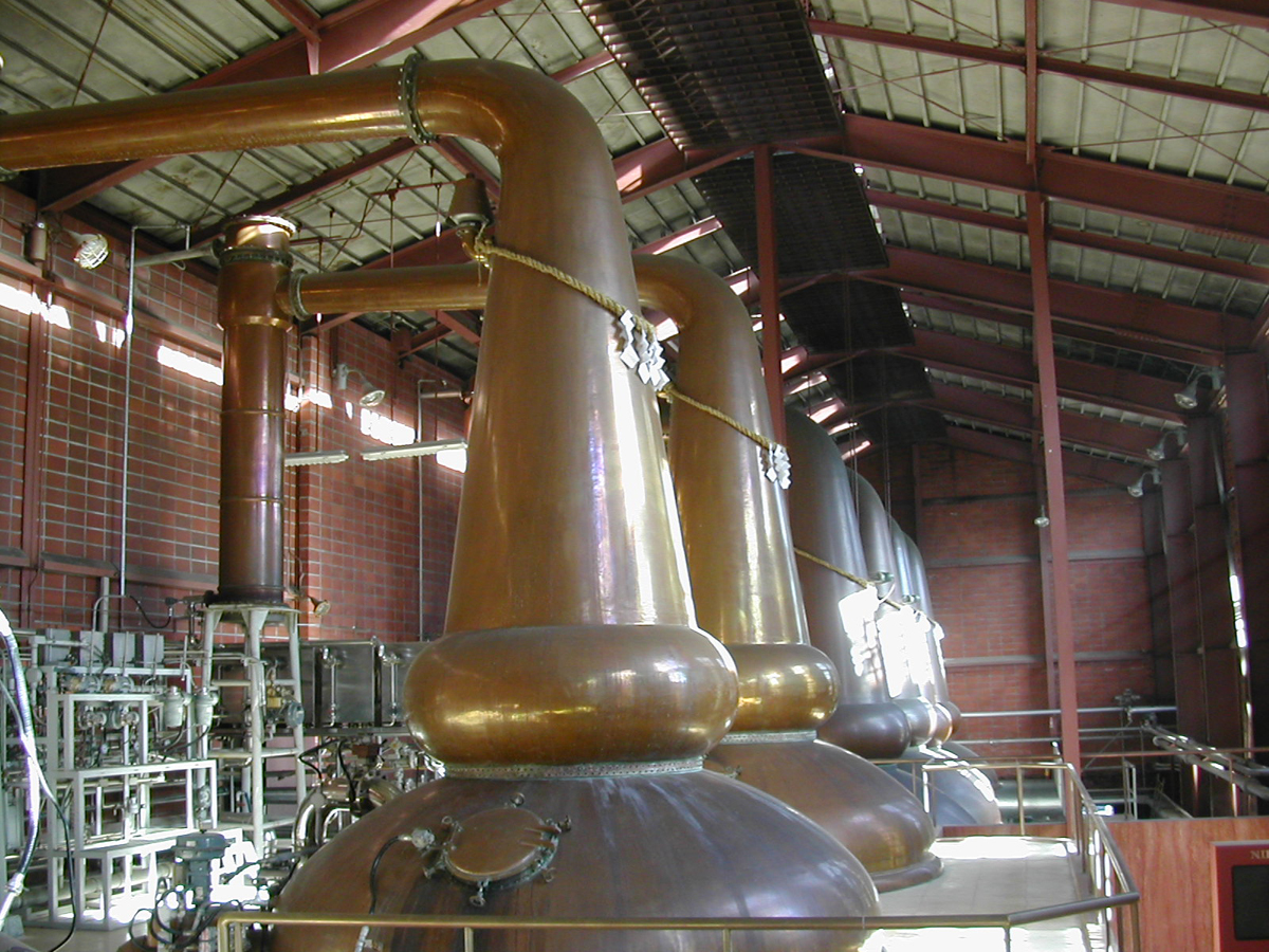 The Nikka Whisky Sendai Factory Miyagikyo Distillery_4