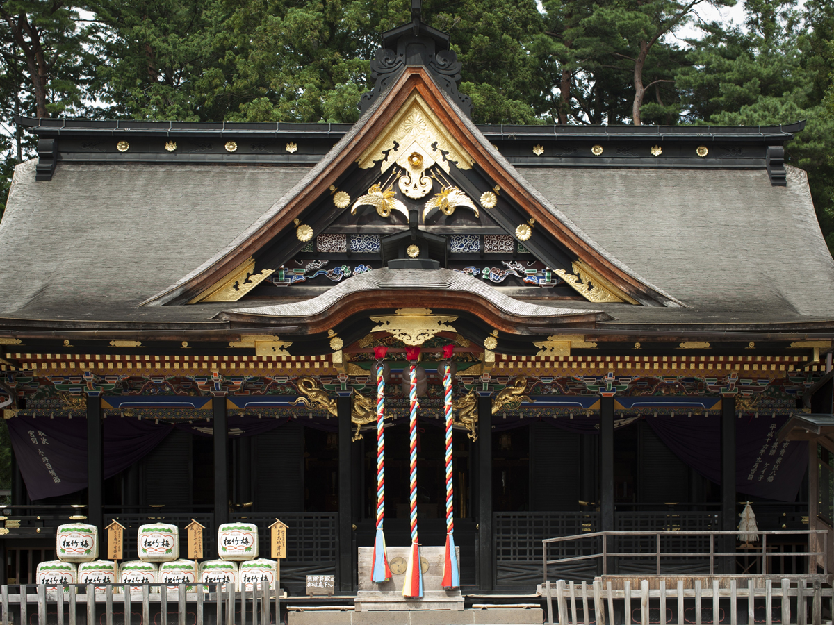 Osaki Hachimangu Shrine_1